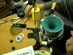 ▶ Sock Machine Experiences: Ravel Cord on the CSM (Circular Sock Knitting Machine) - YouTube
