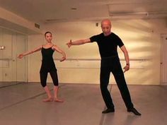 The Center Floor Ballet Warm-up All Levels - Finis Jhung