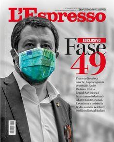 La copertina dell'Espresso in edicola e online da domenica 24 maggio