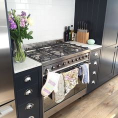 Baking in our new kitchen today! So exciting . tanyaburr