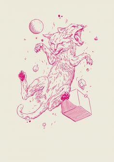 Essie Letterpress Artist's Almanac 2014 - January by Hanno van Zyl