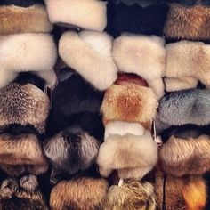 Fur Hats, Moscow