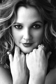 Drew Barrymore. My all time favorite human on the whole planet