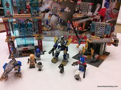 Kre-O Transformers Galvatron Factory Battle {Holiday Gift Idea – Giveaway} Toy 2, Optimus Prime, Smiley, Transformers, Holiday Gifts, Monkey, Giveaway, Battle, Travel