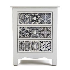 Lawler Mirrored Pinewood 5 Drawer Chest Bedroom Furniture Home Decor