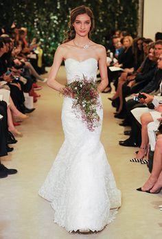 Carolina Herrera Spring 2016 | NY Bridal Week