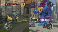 304 Best Kolton's marvel heros images   Lego marvel super heroes