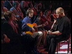 Christy Moore & his brother Luka Bloom perform The City of Chicago on a special tribute Late Late Show