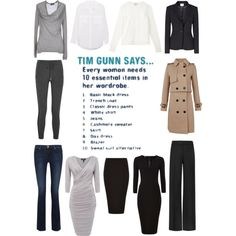 Tim gunn fashion essentials 19