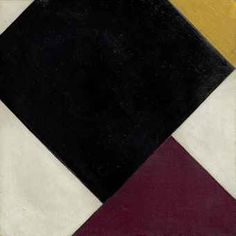 Theo van Doesburg (1883-1931) Contra-Composition XX stencilled with the artist's name and title 'THÉO VAN DOESBURG COMPOSITION ELEMENTAIRE' (on the reverse of the frame) oil on canvas; in the artist's painted frame canvas: 11.7/8 x 12 in. (30.2 x 30.5 cm.) frame: 25¾ x 16 in. (65.4 x 40.6 cm.) Painted circa 1928