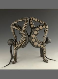 Virgil Ortiz  POTTERY - FEATURED WORKS