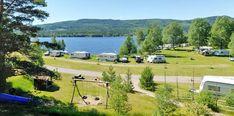 Campingplassen - Värmlands Sjö og Fjäll Camping Golf Courses
