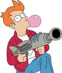 El blog de las series americanas: Fry(Futurama)