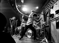 The Who, 1967, The Marquee Club, Londra  foto di Ray Stevenson/Rockarchive.com