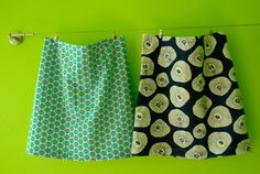 spring skirts  by stitchindye, via Flickr