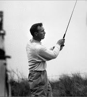 """Golf - """"Earthy, sexy and tan"""", is how Sports Illustrated once described Mr. Palmer."""