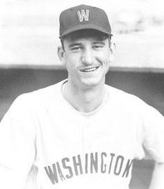 STEVE HAMILTON:  PITCHER WITH WASHINGTON SENATORS