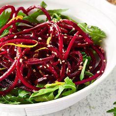 Rote-Bete-Salat mit Orangendressing