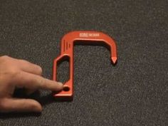 "CMC ""Flash"" Hook - Firefighter Personal Escape Systems"