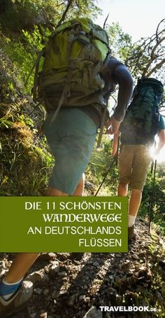 The 11 most beautiful hiking trails on Germany& rivers - TRAVELBOOK - Wandern - Camping List, Camping Checklist, Camping And Hiking, Camping Hacks, Hiking Trails, Camping Survival, Survival Skills, Trailers Camping, Vacation Pictures