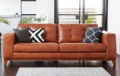 Rocco 3 Seater Sofa Charm