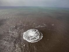 canary islands volcano | Volcano picture: churning seas off the Canary Islands