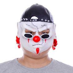 2015 - 2015 New Halloween Horror Masks Chinese Zombie Mask FE024 @ niftywarehouse.com #NiftyWarehouse #Halloween #Scary #Fun #Ideas