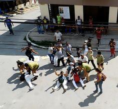 #Cuba: Represión contra las Damas de Blanco y arresto de nueve activistas de #TodosMarchamos