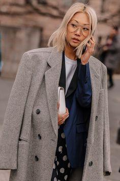 New York Fashion Week Winter 2019 Best Street Style New York Fashion Week Street Style, Nyfw Street Style, Autumn Street Style, Casual Street Style, Street Chic, Fashion Images, Fashion Models, Women's Fashion, Fashion Weeks