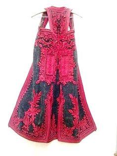 Ζαγορίσια φλοκάτα (σιγκούνι) Macedonia, Greece, Folk, India, Dance, Costumes, Traditional, Clothes, Women