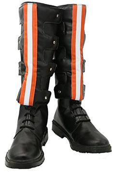 Ghostbusters Boots Black PU Adult Zipper Covers Cosplay C... https://www.amazon.com/dp/B01EUVOPVE/ref=cm_sw_r_pi_dp_w7TNxb3689P6S