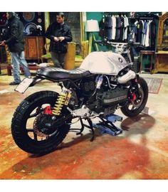 kit modifica per sella BMW / cafe racer scrambler Cafe Racer Honda, Cafe Bike, Cafe Racer Bikes, Bmw Scrambler, Custom Bmw, Custom Cafe Racer, K100 Bmw, Motorbike Design, Power Bike