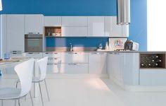 Kann die moderne Küche im Retro Stil gestaltet sein? | Retro-Stile ...