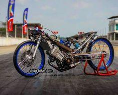 Racing Team, Drag Racing, Satria Fu, Drag Bike, Racing Motorcycles, Honda, Thailand, Bicycle, Vehicles