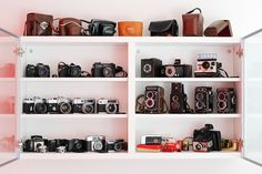 #cameras - want a space like this in my scrap room