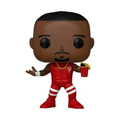 From WWE, Montez Ford, as a stylized Pop!Stylized collectable stands 3 ¾ inches tall, perfect for any WWE fan!Collect and display all WWE POP! Vinyls! BUY NOW ON AMAZON