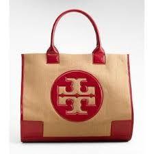3de04cd77b Tory Burch Ella Straw Tote, Best Handbags, Purses And Handbags, Tote  Handbags,