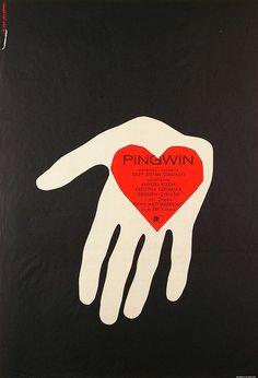 Pingwin    author: Marek Freudenreich, 1965