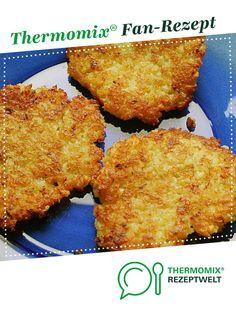 Kartoffelpuffer von Sylvia Rist. Ein Thermomix ® Rezept aus der Kategorie sonstige Hauptgerichte auf www.rezeptwelt.de, der Thermomix ® Community.