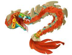 Quetzalcoatl by MirChuChu