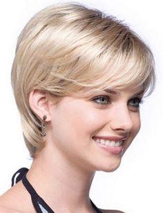 Прически на женщин на короткие волосы