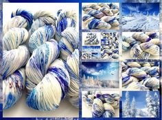 The #witchcandyyarn Wintry Shop Update tomorrow evening (1/12) wouldn't be wintery without Winter Wonderland!! So set your clocks for 8pm EST to pick up a skein or two of these beauties! #knittersofinstagram #yarn #yarnporn #yarnaddict #Knitstagram #knitaholic #instaknit #knitaddict #knithappy #indiedyer #indiedyedyarn #handdyedyarn #sock #sockknitting #sockyarnaddict #addictedtosockknitting #operationsockdrawer #crochetersofinstagram #crochet #speckledyarn