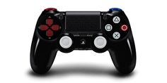 La manette PlayStation 4 édition Dark Vador est disponible - http://www.leshommesmodernes.com/manette-playstation-4-dark-vador/