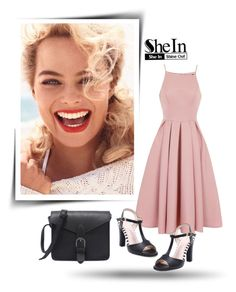 """""""SheIn 6/IV"""" by nermina-okanovic ❤ liked on Polyvore featuring Chi Chi and shein"""