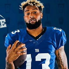 American Football, Nfl Football, Football Players, Odell Beckham Jr, Male Style, Football Pictures, Cleveland Browns, Man Crush, Fangirl