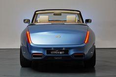 2008 Rolls-Royce Pininfarina Hyperion. #cars #RollsRoyce #Pininfarina #Hyperion