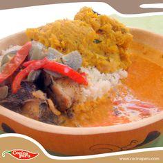 Un plato piurano para el almuerzo: Malarrabia ¡BUENISIMO!   Sigue la receta aquí: http://www.cocinaperu.com/platos-de-fondo/malarrabia