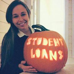 Thanks to Republicans who allowed the interst fees for students increase to 10.75% while letting banks pay only .75%. This girl has a lot of sence of humor!