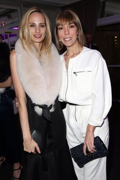 Lauren Santo Domingo and Mathilde Meier - HarpersBAZAAR.com