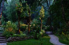 ❥ beautiful garden